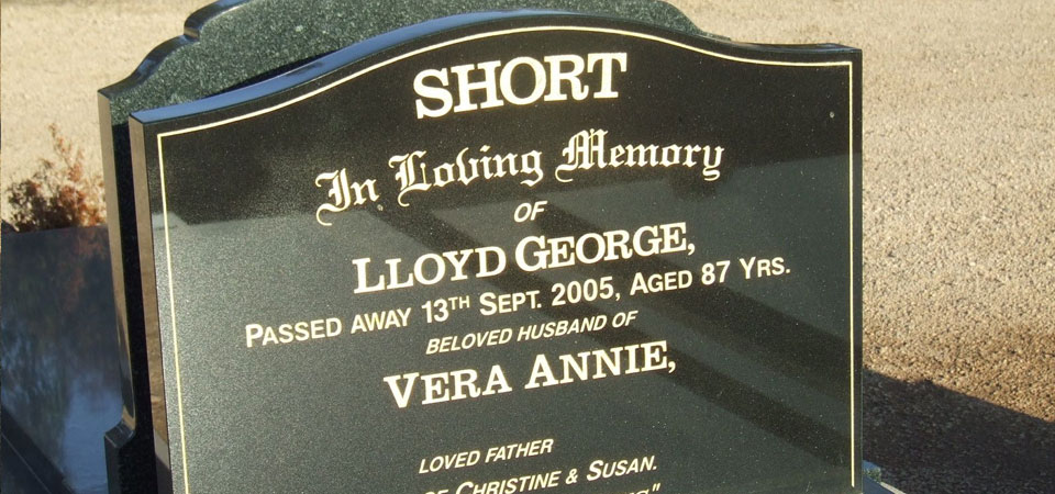 SHORT, Lloyd George
