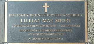 SMITH, Lillian May