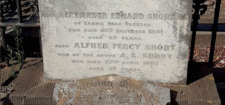 SHORT, Alfred Percy