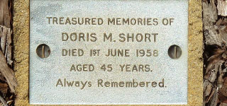 BLUNDELL, Doris Mary