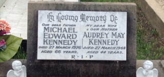 KENNEDY, Michael Edward