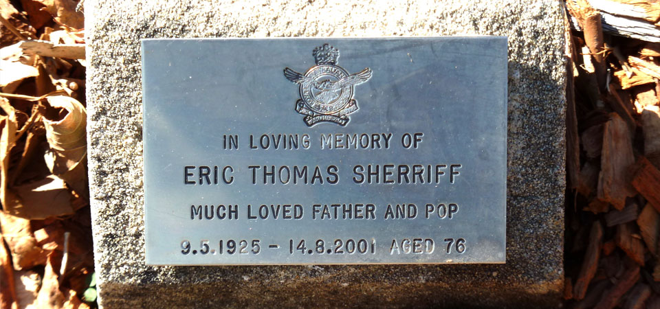 SHERRIFF, Eric Thomas