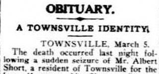 OBITUARY - A Townsville Identity